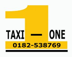 Logo van Taxi One Gouda b.v.