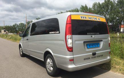 Taxi One Gouda b.v. bestelformulier
