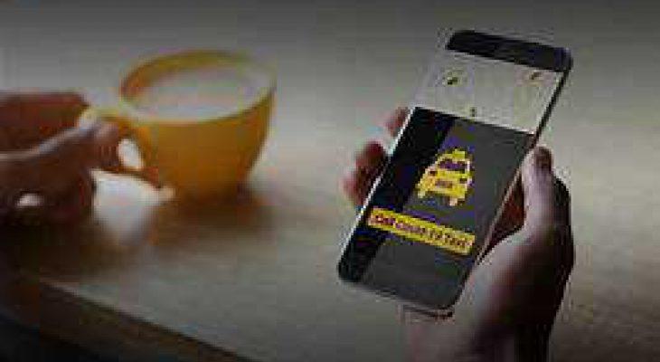 Covid test per taxi thuis bezorgd