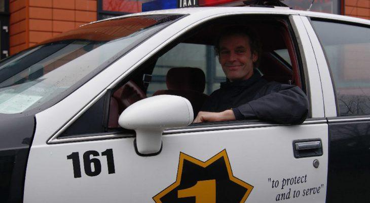Taxi One - Taxi one gouda John Politie