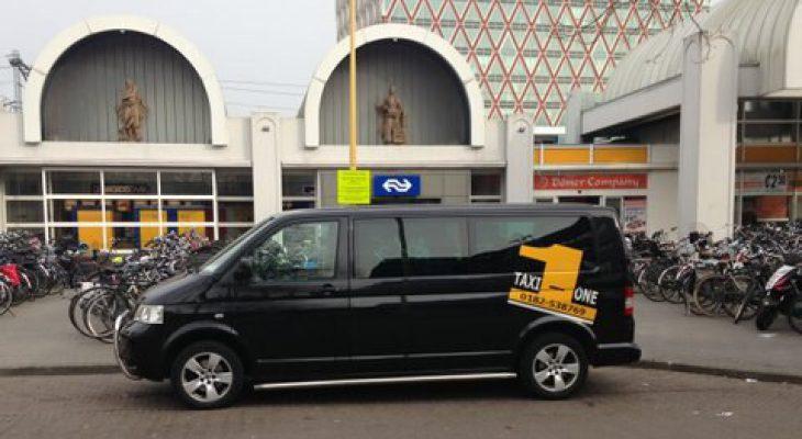 Taxi One - Zwarte transporter cskopie