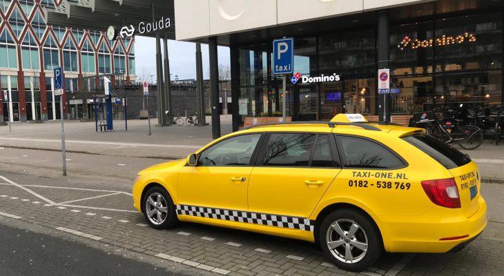 Taxi One - Nieuws - Opvallen doe je zo!